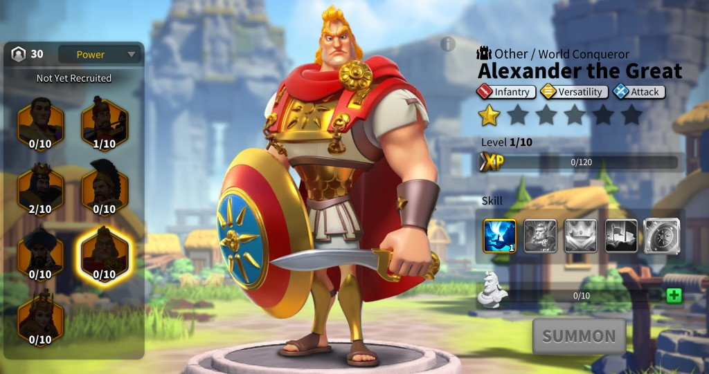 Alexander The Great ROK
