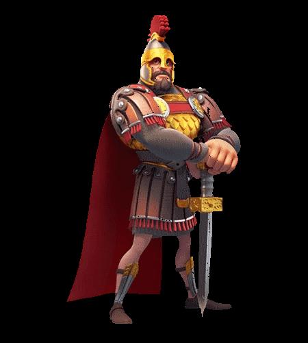 Belisarius Commander ROK