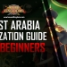 Best Arabia Civilization Guide Rise of Kingdoms