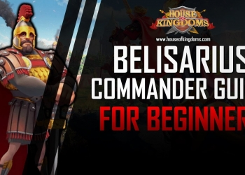 Best Belisarius Commander Guide ROK