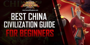 Best China Civilization Guide Rise of Kingdoms
