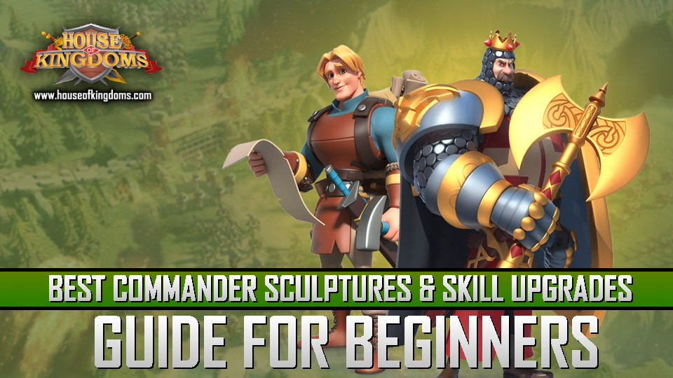 Best Commander Sculptures Guide