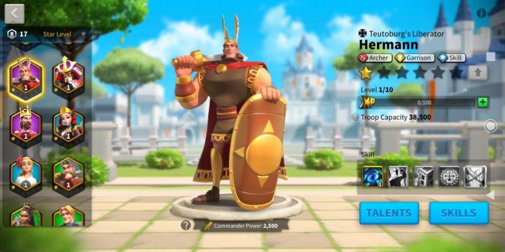Best Hermann Commander
