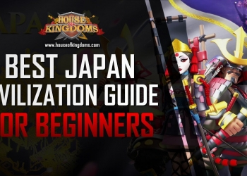 Best Japan Civilization Guide Rise of Kingdoms