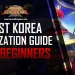 Best Korea Civilization Guide Rise of Kingdoms