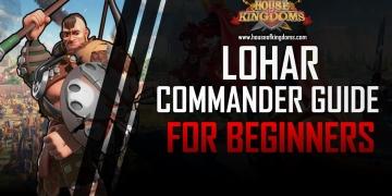 Best Lohar Commander Guide ROK