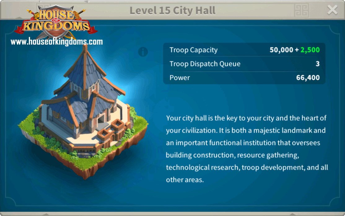 City Hall ROK