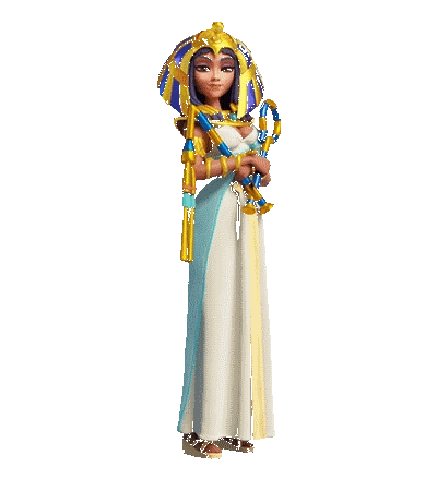 Cleopatra VII Rise of Kingdoms
