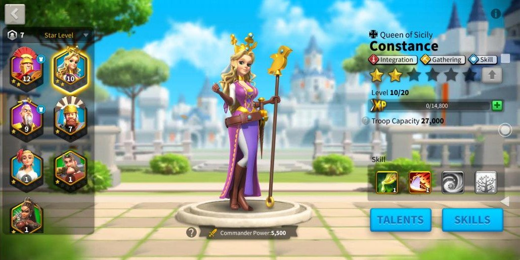 Rise of Kingdoms Constance Preview