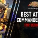 Best Attila Commander Rise of Kingdoms