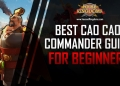 Best Cao Cao Commander Guide ROK