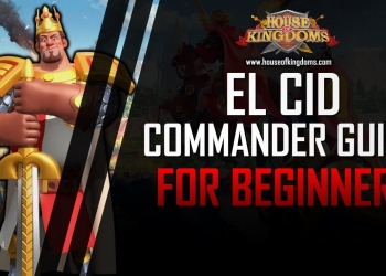 Best El Cid Commander Guide ROK