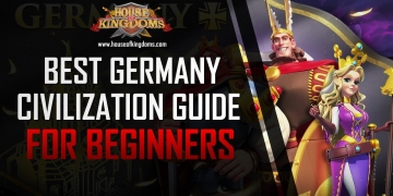 Best Germany Civilization Guide Rise of Kingdoms