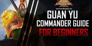 Best Guan Yu Commander Guide ROK