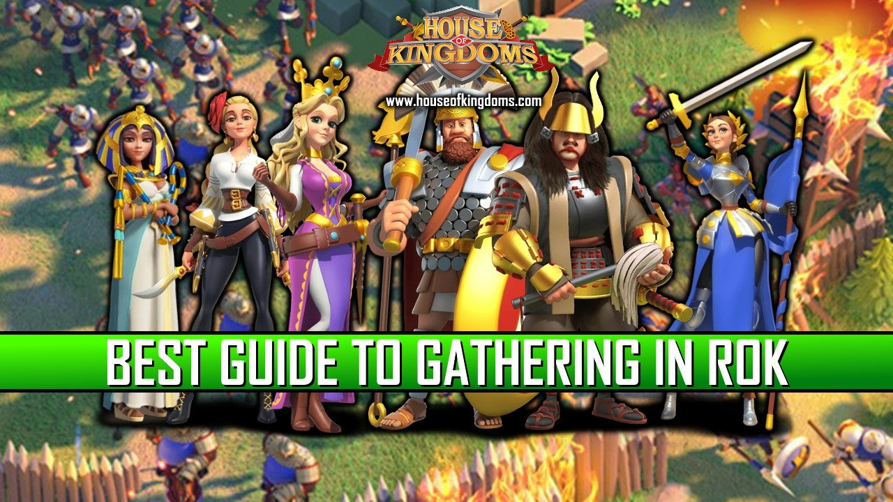Best Guide to Gathering in ROK
