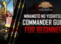 Best Minamoto no Yoshitsune Commander Guide ROK