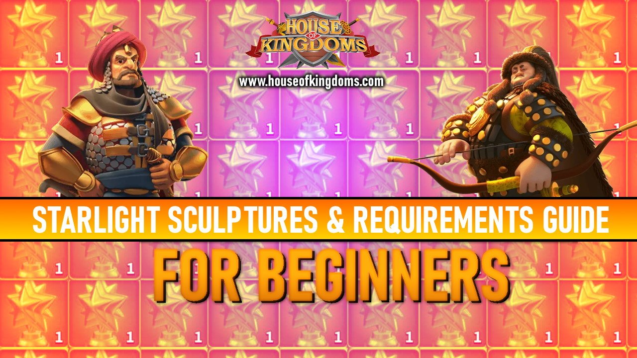 Best Starlight Sculptures and Requirements Guide
