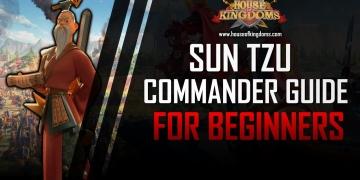 Best Sun Tzu Commander Guide ROK
