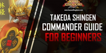 Best Takeda Shingen Commander Guide ROK