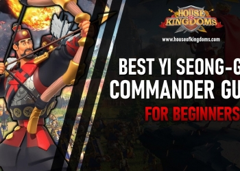 Best Yi Seong-Gye Commander Rise of Kingdoms