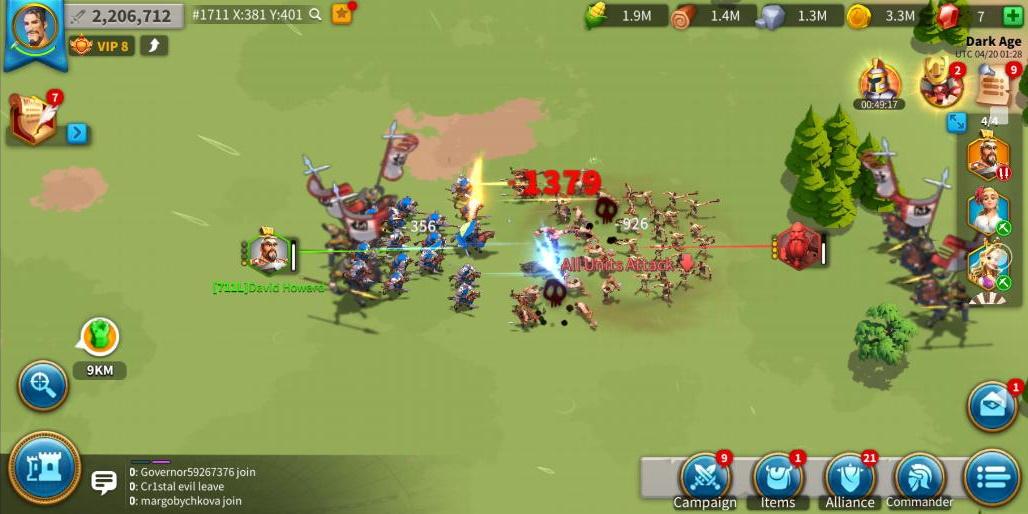 Cao Cao Active Skill