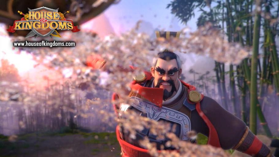 Cao Cao Rise of Kingdoms