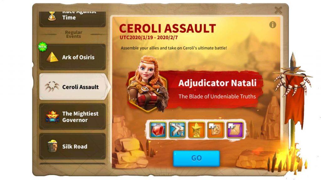 Ceroli Assault ROK