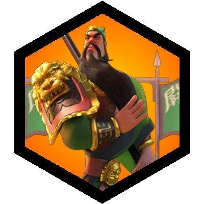Guan Yu Commander ROK