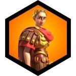 Julius Caesar Commander ROK