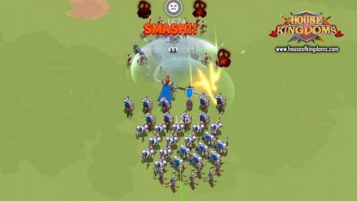 Lancelot Active Skill