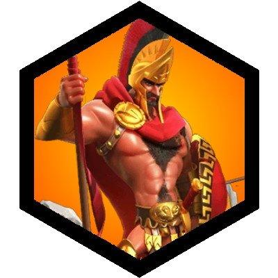 Leonidas I Commander ROK Profile