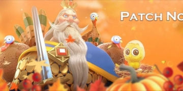 ROK Patch Notes 1.0.27 Thanks for Giving!