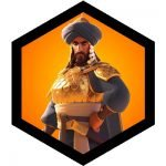 Saladin Commander Rise of Kingdoms