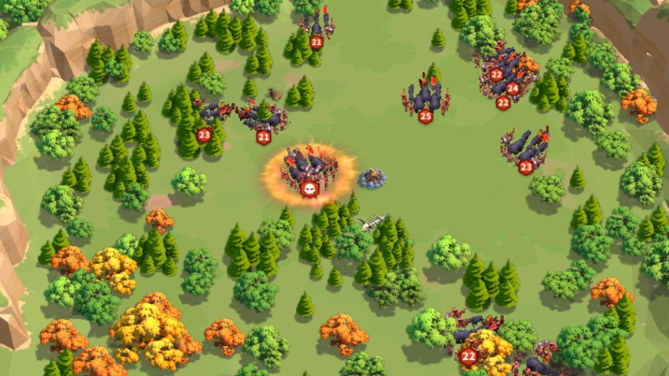 Barbarians Farming Rise of Kingdoms