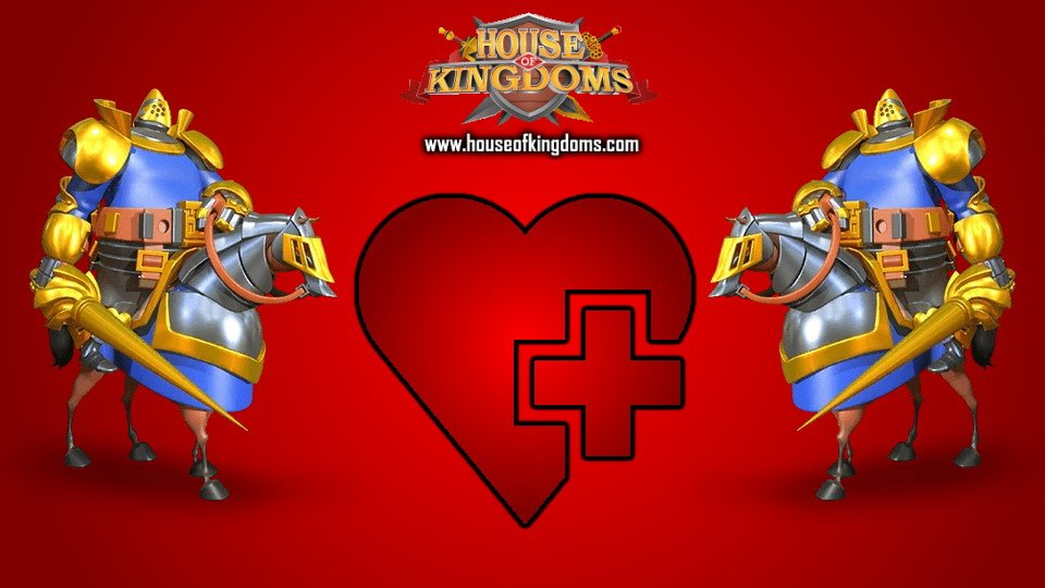Basic Stats Health Rise of Kingdoms ROK