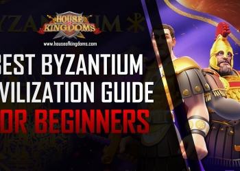 Best Byzantium Civilization Guide Rise of Kingdoms