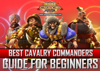 Best Cavalry Commanders ROK Guide