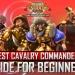 Best Cavalry Commanders ROK Guide