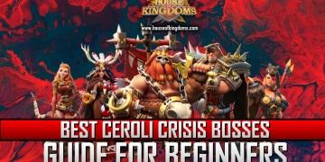 Best Ceroli Crisis Bosses