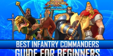 Best Infantry Commanders ROK Guide
