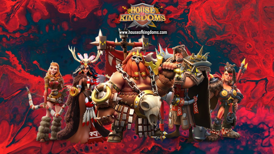 Ceroli Crisis Bosses Rise of Kingdoms