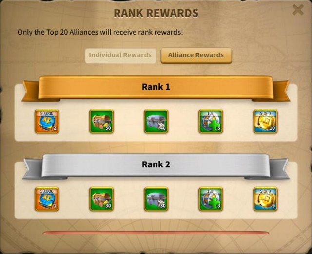 Clarion Call Alliance Rewards