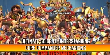 Core Commander Mechanisms for Beginners Guide