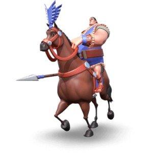 Horseman Rise of Kingdoms