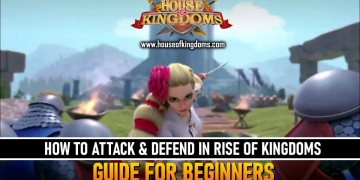 How to Attack and Defend Guide Beginners ROK