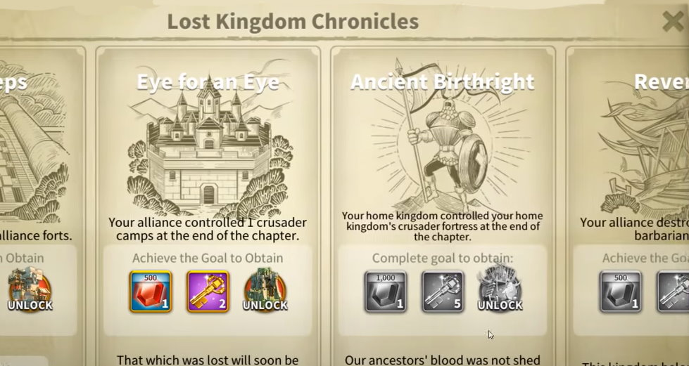 Lost Kingdom Chronicles