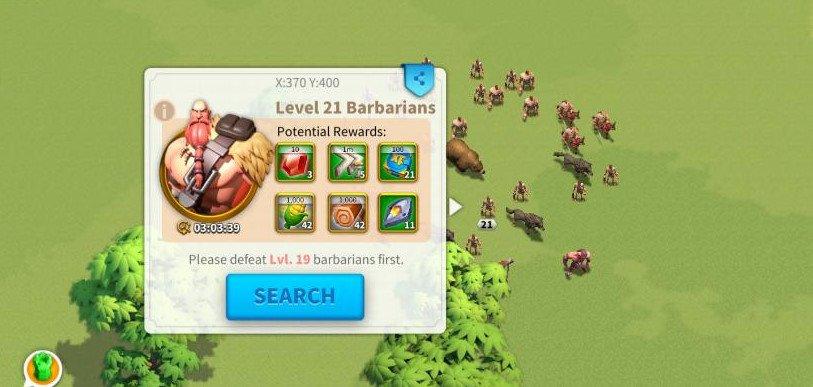 ROK Resource Tip Barbarians