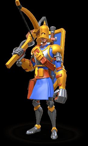 Royal Crossbowman ROK