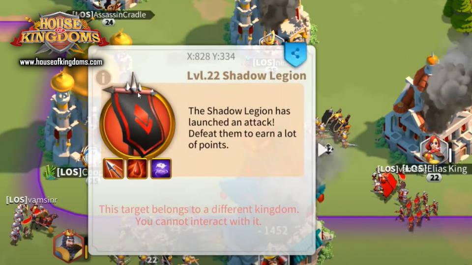 Shadow Legion Army