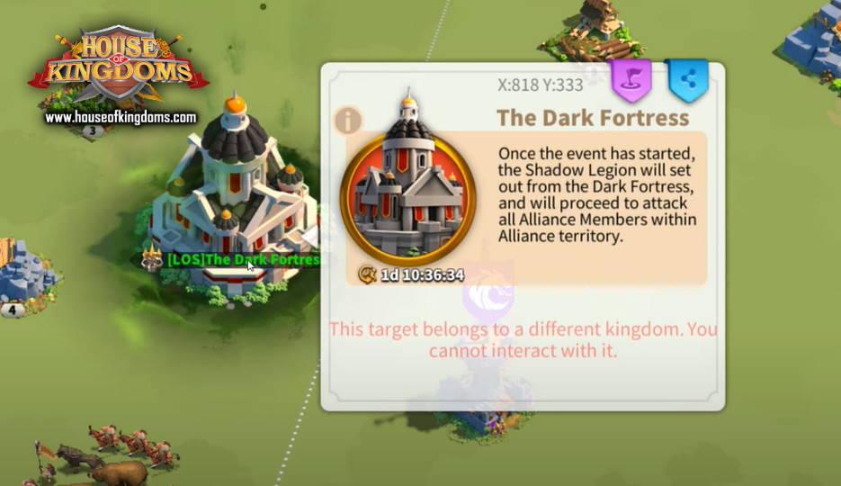 Shadow Legion Invasion Fortress